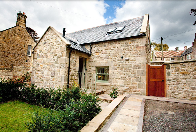 Holiday Cottage Alnmouth South Stable Hallsteads