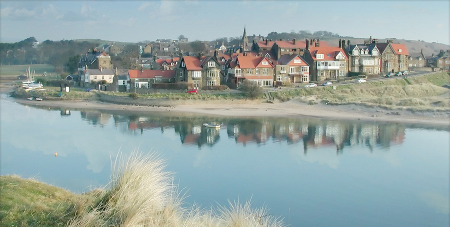 Self Catering Holiday Cottages Alnmouth Northumberland